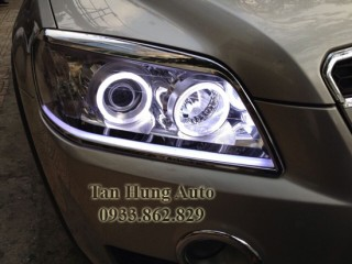ĐỘ MÍ LED CHEVROLET CAPTIVA 2011