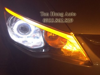 ĐỘ MÍ LED HONDA CIVIC